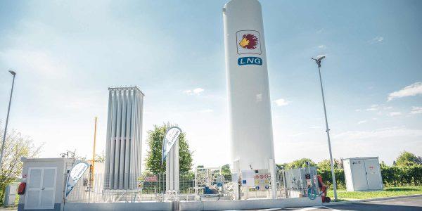 Impianto SMP LNG